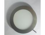 Светодиодная панель 180x12 (серый круг)