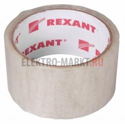 Скотч упаковочный 48мм x 36м., 50мкм, прозрачный REXANT