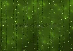 """Гирлянда """"Светодиодный Дождь"""" 2х1,5м, постоянное свечение"""