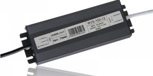 Блок питания в металлическом корпусе 12V 100W IP67