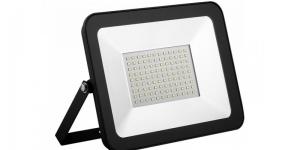 Прожектор светодиодный компактный 220V 100W 6400K IP65