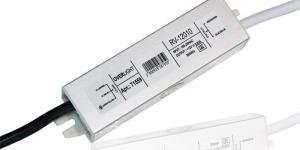 Блок питания в металлическом корпусе 12V 10W IP67