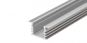 Встраиваемый алюминиевый профиль 12х22