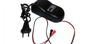 Зарядное устройство для свинцово-кислотных аккумуляторов