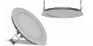 Светодиодная панель 180х12 (белый круг)