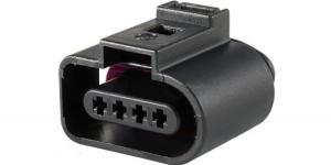 VAG 1J0973704 Герметичный разъём 4-х контактный