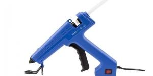 Пистолет клеевой 280W ProfiMax большой 11мм