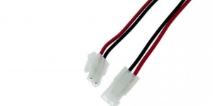 Разъём 2 контакта с проводом TD1,5 5559-5557