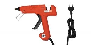 Пистолет клеевой 300W ЭКСПЕРТ c  настройкой температуры 100…220℃ большой 11мм