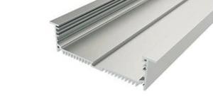 Встраиваемый алюминиевый профиль 32х120
