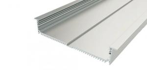 Встраиваемый алюминиевый профиль 32х180