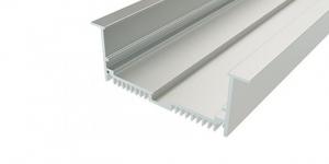 Встраиваемый алюминиевый профиль 32х80