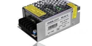 Блок питания 12V 36W IP20