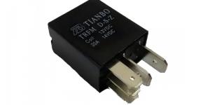 Автомобильное реле 5 контактное 12V 20A TRFM D-S-Z