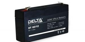 Аккумулятор 6V 1.2Ah
