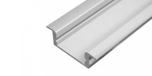 Встраиваемый алюминиевый профиль 7х22