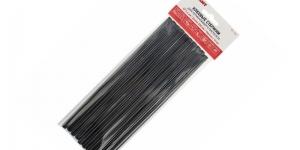 Стержни клеевые 7мм черные (10 шт.)