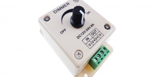 Диммер с потенциометром LN-X-1CH