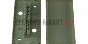 Коробка монтажная под 1 плинт ( 1 плинт в комплекте)(160*85*36мм)