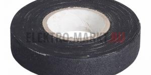 Изоляционная лента ХБ (хлопчатобумажная) 18мм/15м. REXANT