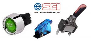 Кнопки и переключатели 12V (SCI)