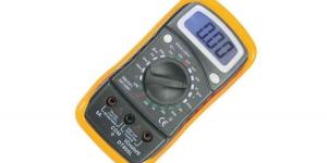 Портативный мультиметр MAS830L (DT850L)