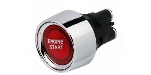 """Автомобильная кнопка стартерная с подсветкой """"ENGINE START"""" A2-23B"""