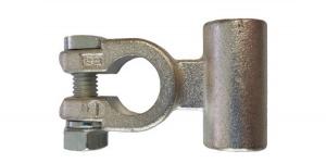 Аккумуляторная клемма втулочная минусовая 70мм*