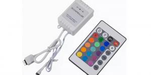 RGB-контроллер LN-IR-24B