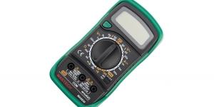 Портативный мультиметр MAS830 MASTECH