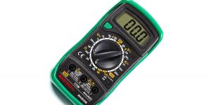 Портативный мультиметр MAS830B MASTECH