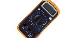 Портативный мультиметр MAS838L (DT858L)