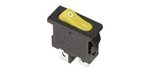 Выключатель клавишный MRS-101-5