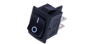 Выключатель клавишный на 2 группы контактов MRS-201-2