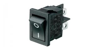 Выключатель клавишный на 2 группы контактов MRS-201