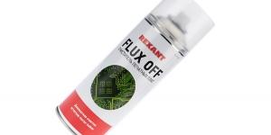 Очиститель печатных плат FLUX OFF аэрозоль 400мл
