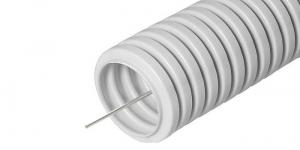 Гофрированная труба (гофра ПВХ) диаметр 16мм