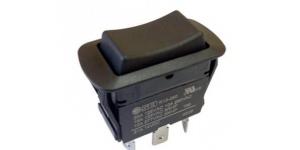 Выключатель клавишный 3 положения без фиксации R13-260K1