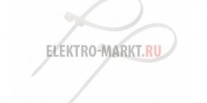 Хомут под винт nylon 3.5 х 100 мм 100шт белый REXANT
