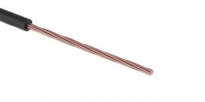 Провод ПГВА 1х0.35 мм² чёрный Cu Автопровод