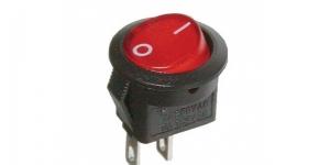 Выключатель клавишный SMRS-101-2